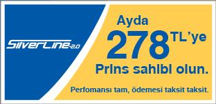 Ayda 278 TL'ye Prins Sahibi Olun