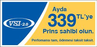 Ayda 339 TL'ye Prins Sahibi Olun