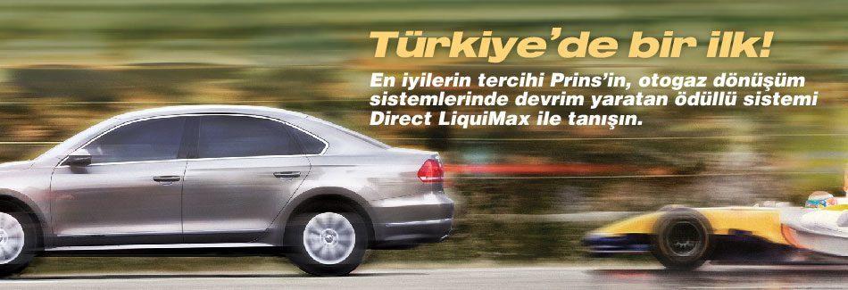 Direct LiquiMax Otogaz D�n���m Sistemi